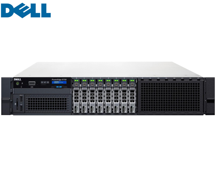 SERVER Dell PowerEdge R730 G13 Rack SFF