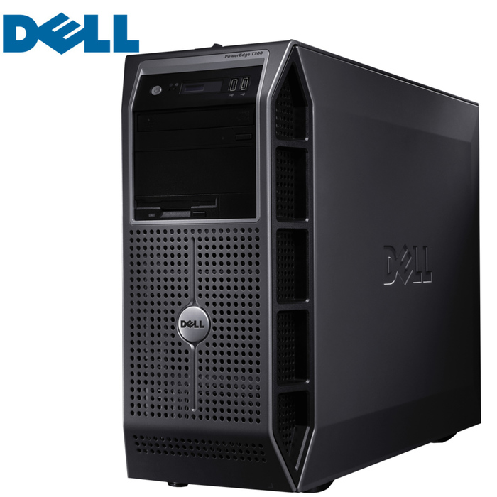 SERVER Dell PowerEdge T300 G10 Tower LFF - Φωτογραφία