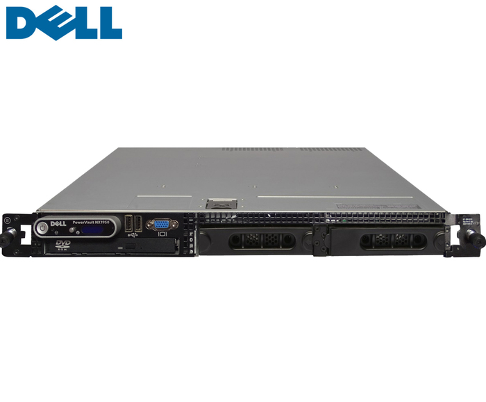 SERVER Dell PowerVault NX1950 G9 Rack LFF