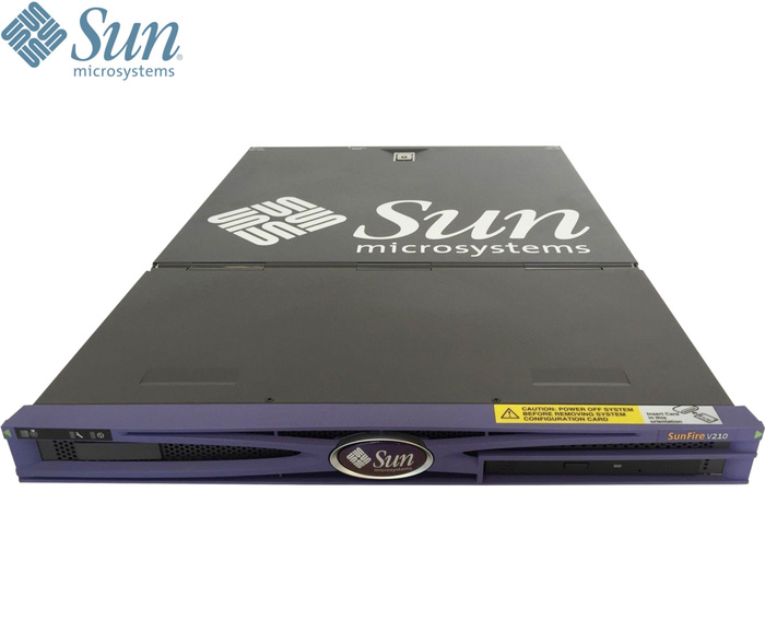 SERVER Sun Microsystems Fire V210 Enchilada Rack LFF