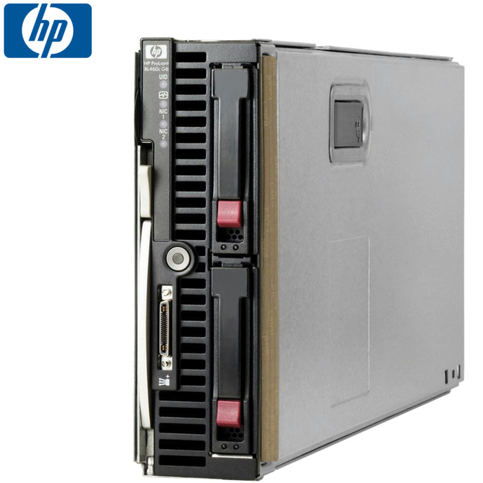BLADE SERVER HP Proliant BL460C G6 SFF
