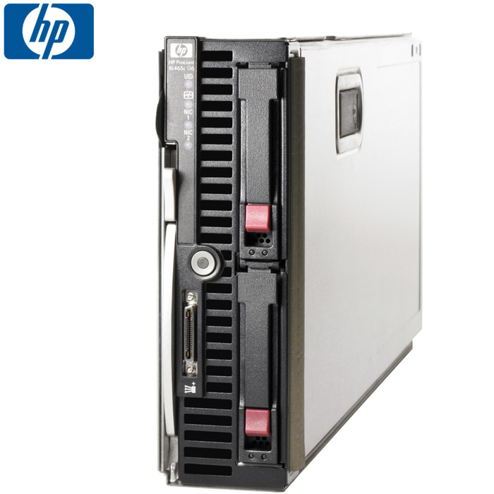 BLADE SERVER HP Proliant BL465C G6