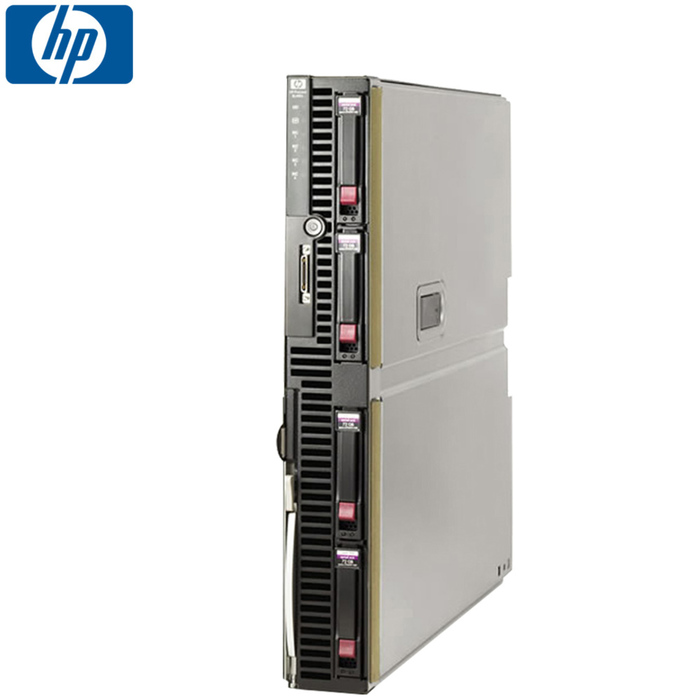 BLADE SERVER HP Proliant BL480C G1