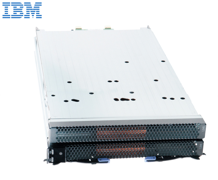 BLADE SERVER IBM BladeCenter LS41