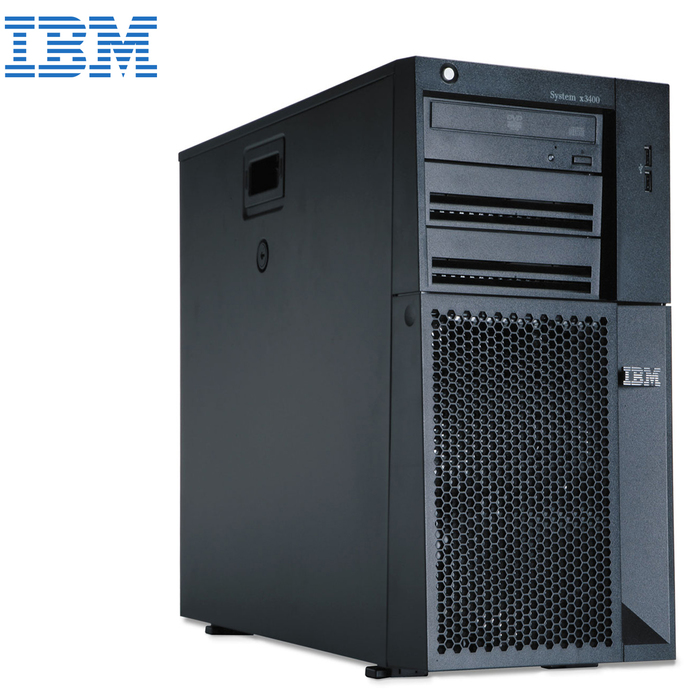 SERVER IBM System x3400 M1 Tower LFF