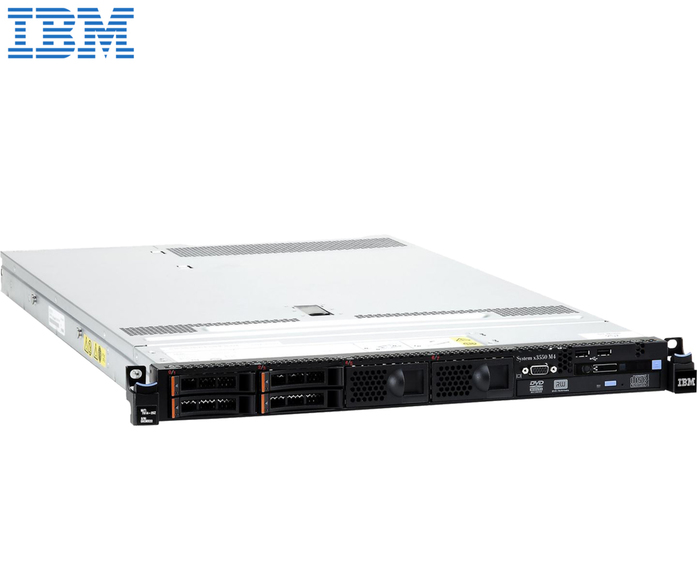 SERVER IBM System x3550 M4 Rack SFF