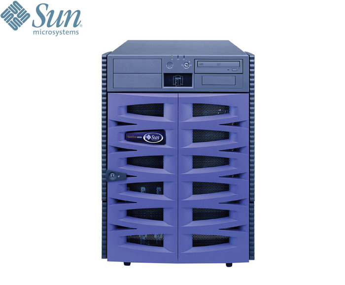 SERVER Sun Microsystems Fire V890 Silverstone Tower LFF