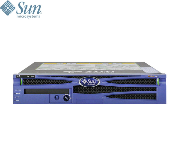SERVER Sun Microsystems Netra 240 Rack LFF