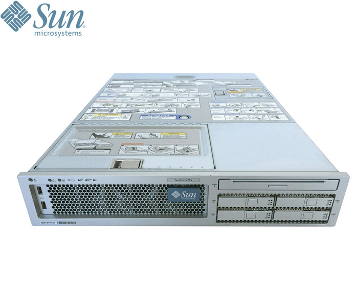 SERVER Sun Microsystems Fire V245 Seattle 2U Rack SFF