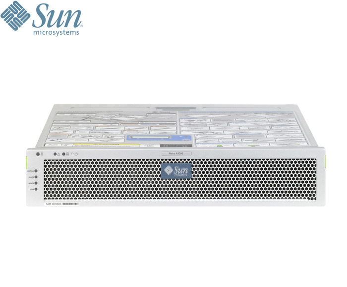 SERVER Sun Microsystems Netra X4200 M2 Rack SFF