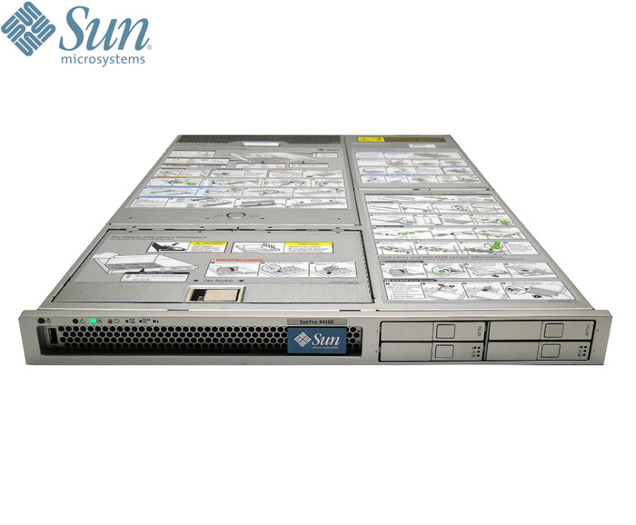 SERVER Sun Microsystems Fire X4100 M2 Rack SFF
