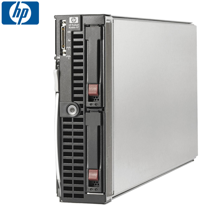 BLADE SERVER HP Proliant BL460C G7 - Φωτογραφία