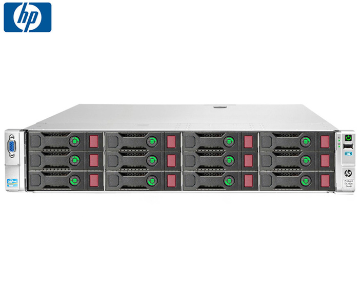 SERVER HP DL380e G8 Rack LFF - Φωτογραφία