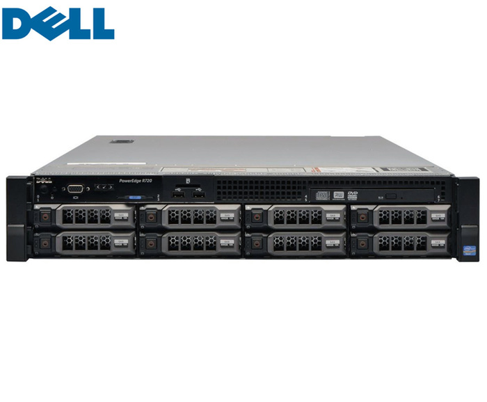 SERVER Dell Poweredge R720 G12 Rack LFF