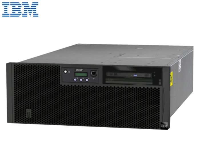 SERVER IBM eSeries pSystem P5-570 - Φωτογραφία