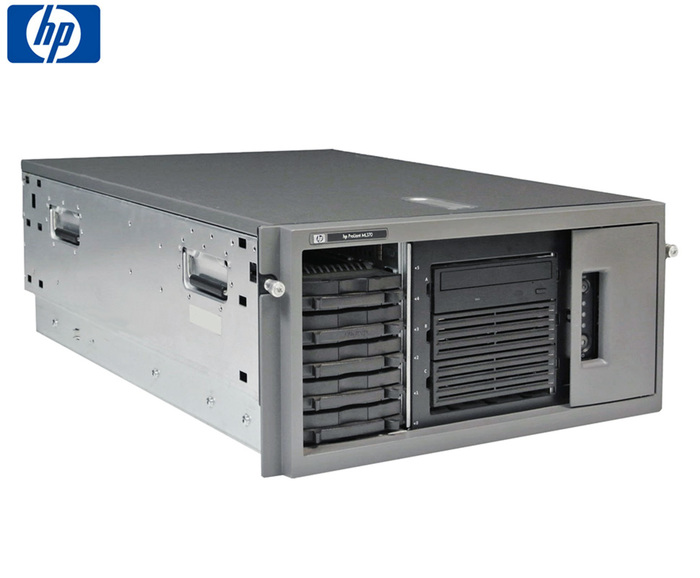 SERVER HP Proliant ML370 G3 Rack LFF