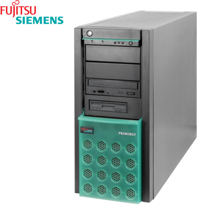 SERVER Fujitsu Primergy C150 Tower LFF - Φωτογραφία