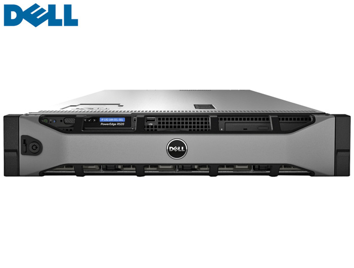 SERVER Dell PowerEdge R520 G12 Rack LFF