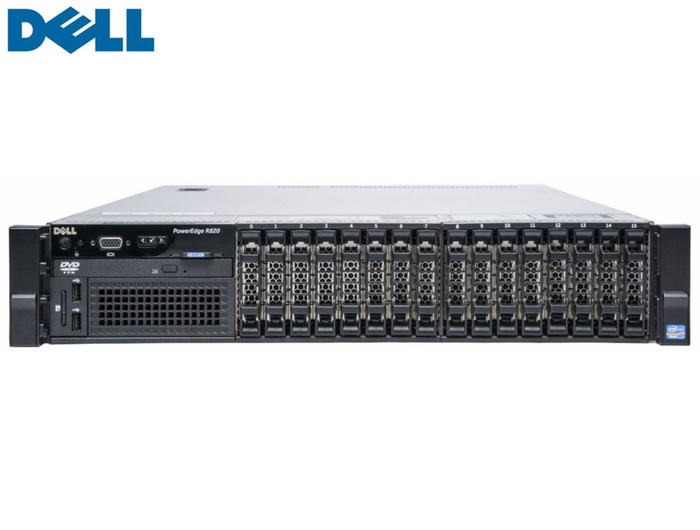 SERVER Dell PowerEdge R820 Rack SFF