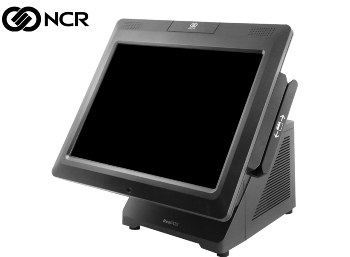 POS NCR RealPOS 70 7403 All in One