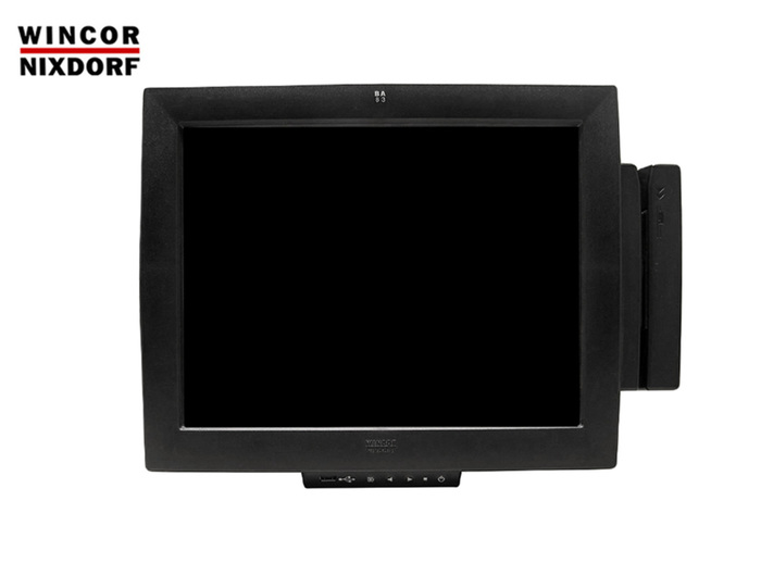 "POS MONITOR 15 ""TOUCH Wincor BA83A Black"