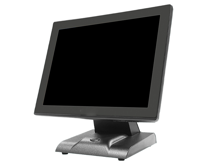 "POS MONITOR 15"" LED Touch Scan it 1505 Black"