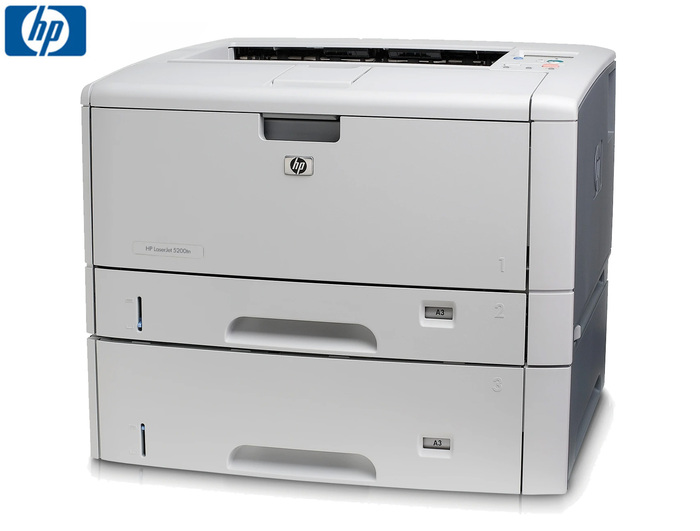 PRINTER HP Laserjet 5200DTN - Φωτογραφία