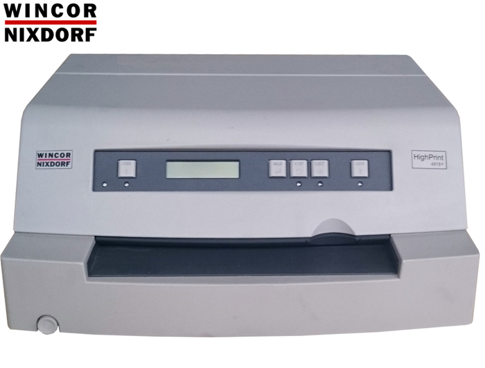 PRINTER Wincor Nixdor Highprint 4915 Plus - Φωτογραφία