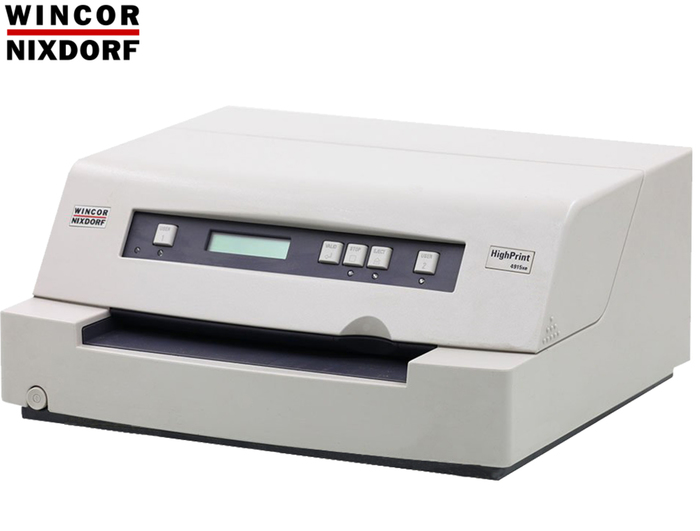 PRINTER Wincor Nixdor Highprint 4915xe - Φωτογραφία