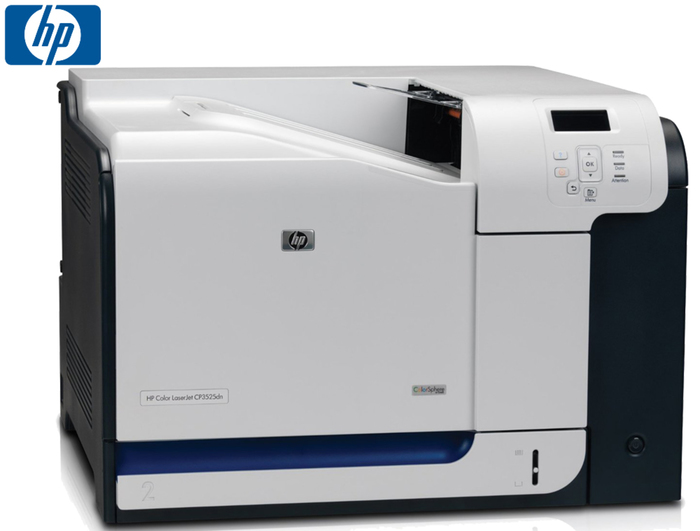 PRINTER HP Color LaserJet CP3525 - Φωτογραφία