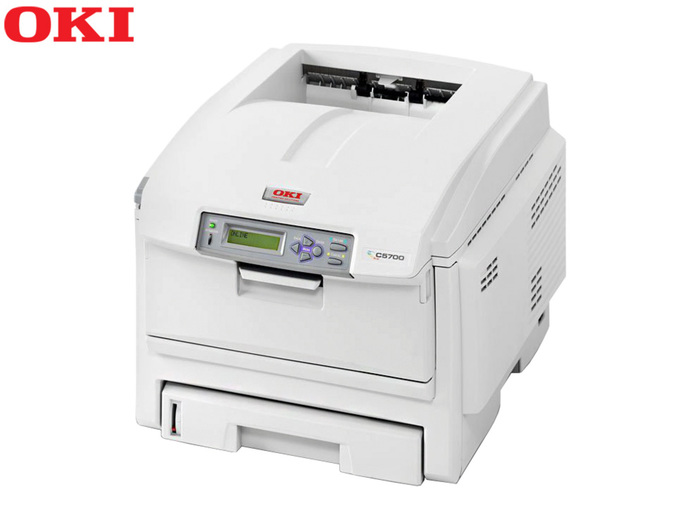 PRINTER OKI Color Laser C5700