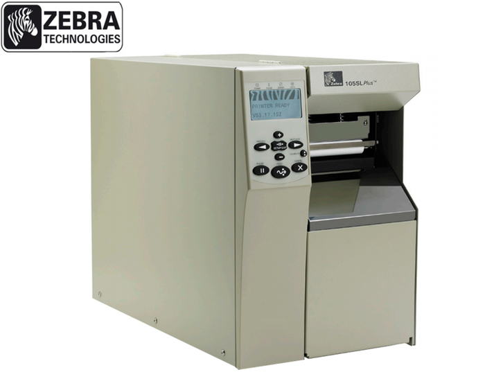 PRINTER  Zebra 105SL 200DPI