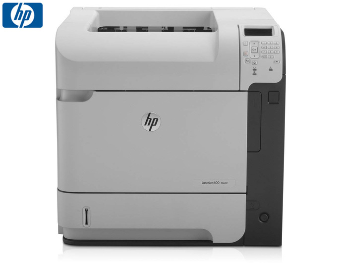 PRINTER HP Mono LaserJet Enterprise M602DN - Φωτογραφία