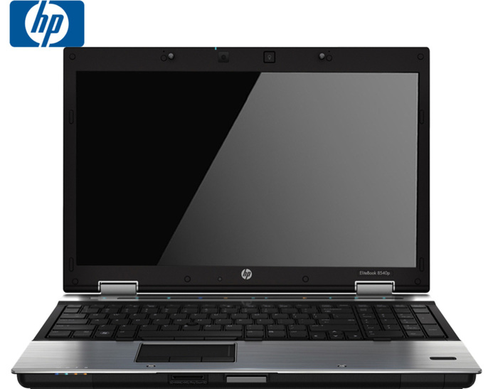 "NOTEBOOK HP EliteBook 8540P 15.6"" Core i3,i5,i7 1st Gen"