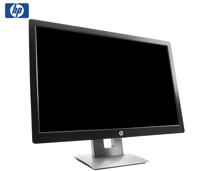 "MONITOR 24"" LED HP E242"