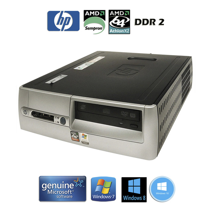 HP Dx5150 SFF Business PC AMD