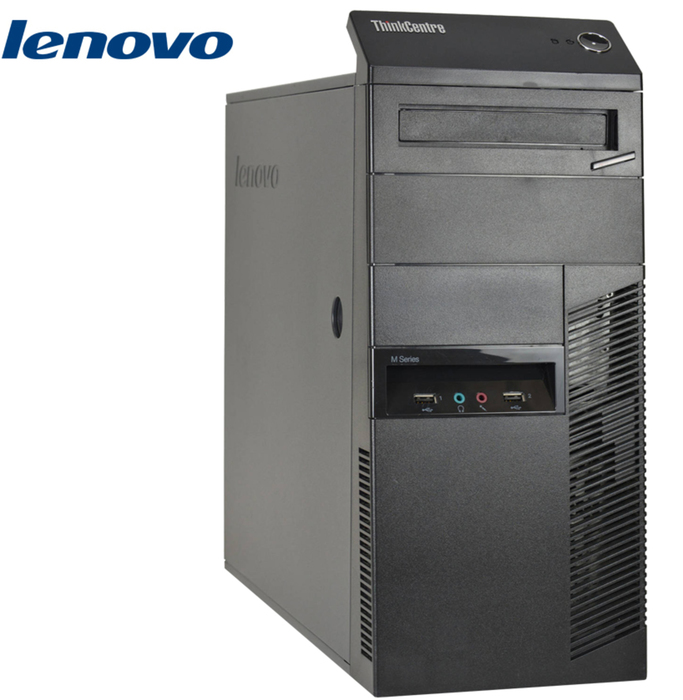 Lenovo ThinkCentre M82 Tower Core i3,i5,i7 2nd Gen