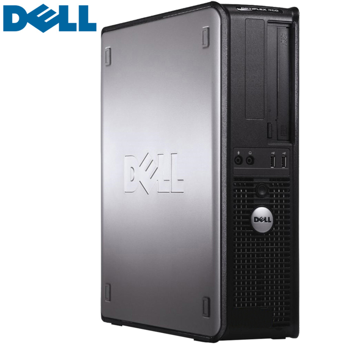 Dell Optiplex 360 Desktop C2D & C2Q