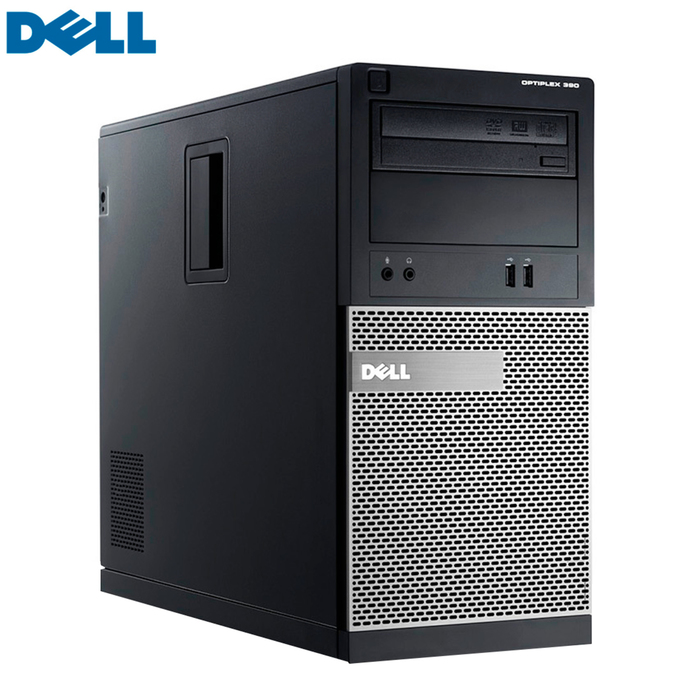 Dell Optiplex 390 Tower Core i3 2nd Gen