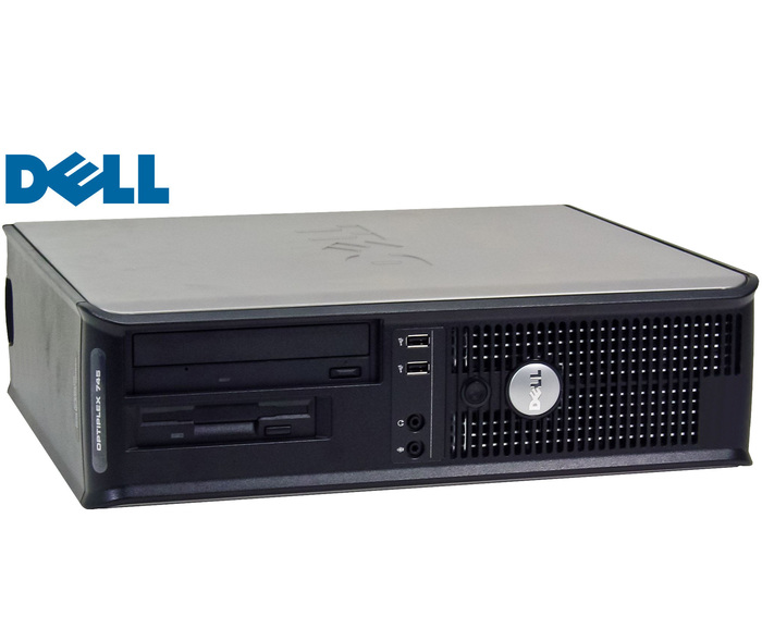 Dell Optiplex 745 SFF C2D & C2Q - Φωτογραφία