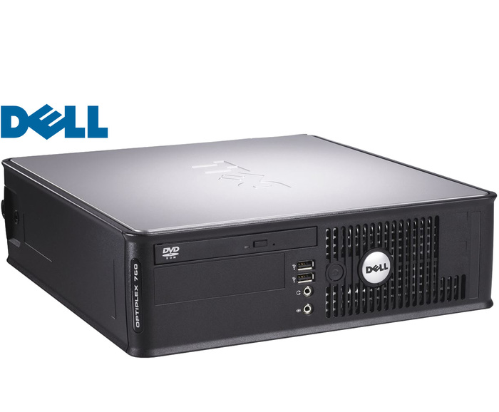 Dell Optiplex 760 SFF C2D & C2Q - Φωτογραφία