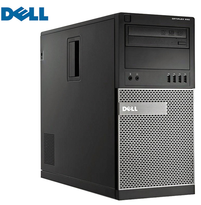 Dell Optiplex 990 Tower Core i5 2nd Gen