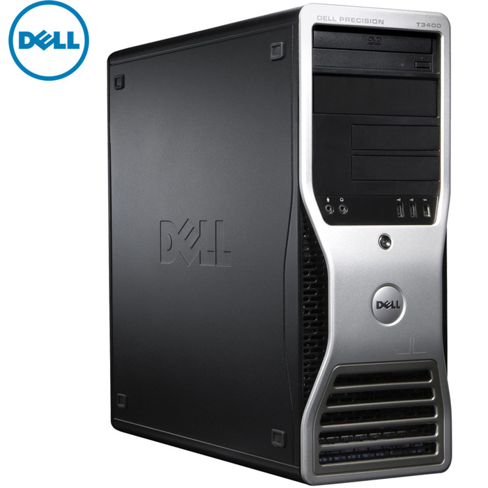 Dell Workstation Precision T3400 C2D & C2Q