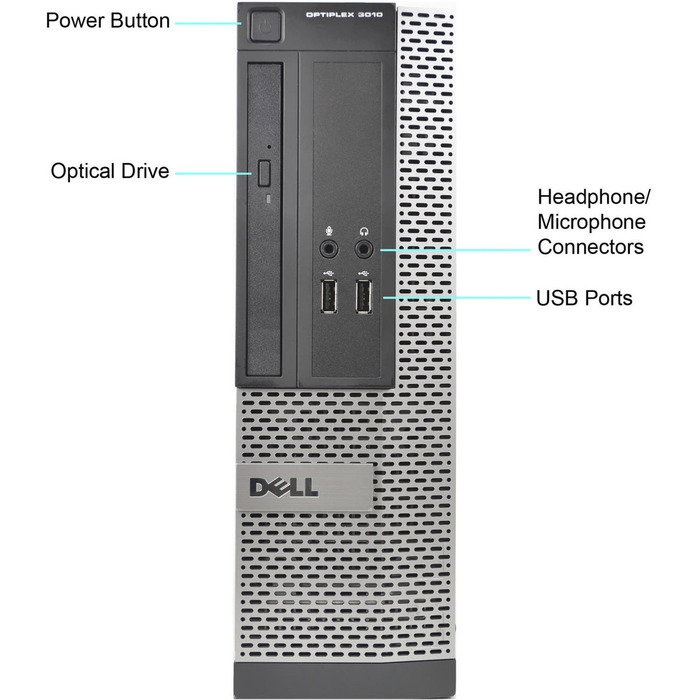 Dell Optiplex 3010 SFF Core i7 3rd Gen