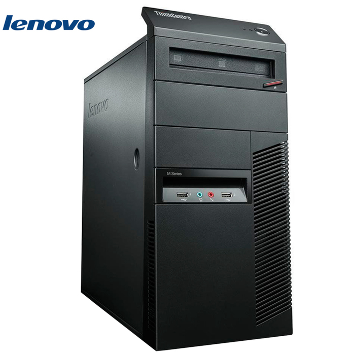 Lenovo ThinkCentre M91p Tower i5 2nd Gen