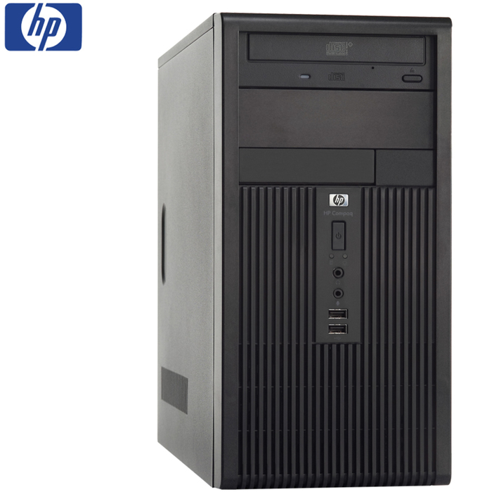 HP DX2300 MicroTower Business PC C2D & Dual Core