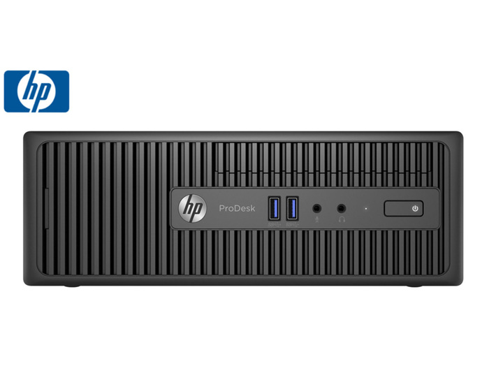 HP ProDesk 400 G3 SFF Intel G Series