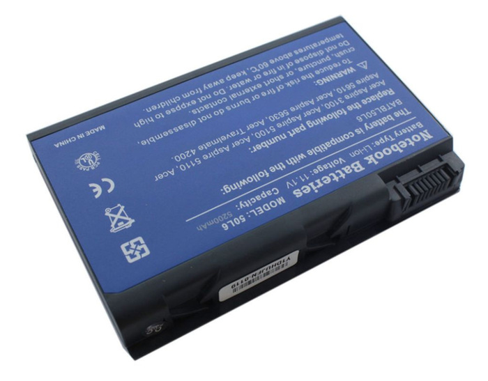 ACER ASPIRE 5610 5650 5680 9800 BATTERY GB - BATBL50L6