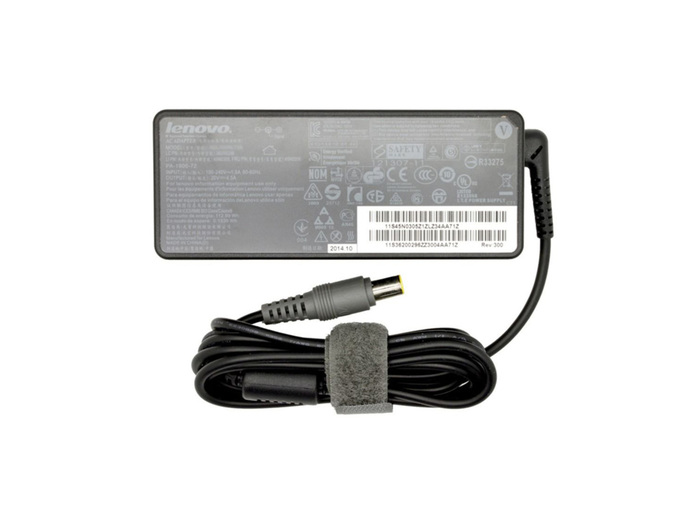 AC ADAPTER IBM-LENOVO 20.0V/3.25A/65W (7.9*5.5) - 92P1157 - Φωτογραφία