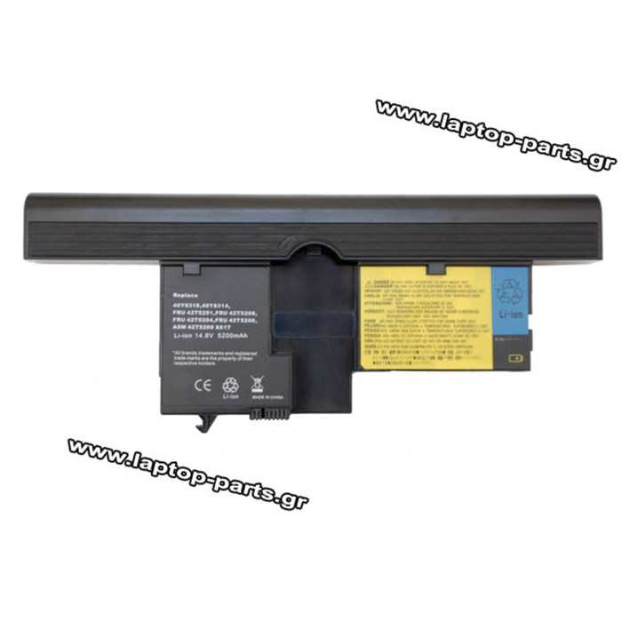 IBM THINKPAD X60T X61T BATTERY GB - 42T5205